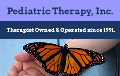 About Pediatric Therapy Incorporated and Our Services
