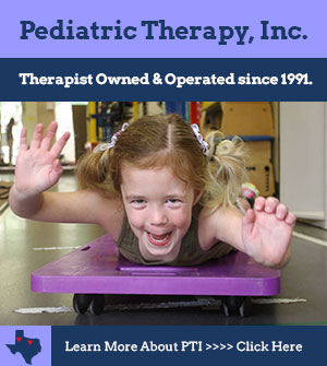Learn More Pediatric Therapy Services in Lubbock More Info Button